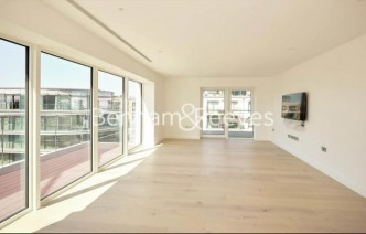 picture of 3 Bedroom(s) flat in  Fulham Reach, Hammersmith, W6