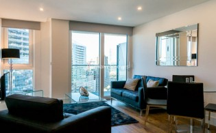 picture of 1 Bedroom(s) flat in  Altitude Point, Aldgate East, E1