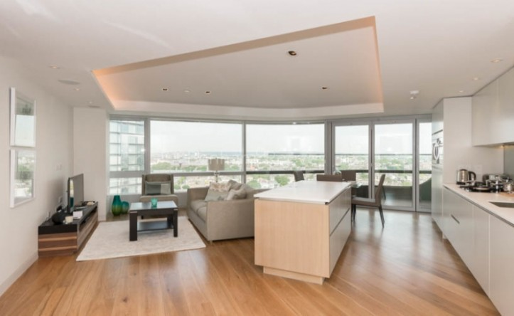 1 Bedroom flat to rent in City Road, Wapping, EC1V