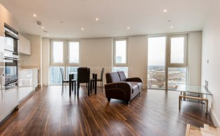 picture of 1 Bedroom(s) flat in  Altitude Point, Alie Street, Aldgate East, E1