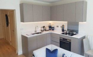 picture of Studio flat in  Amphion House, Woolwich, Se18