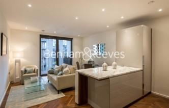 picture of 1 Bedroom(s) flat in  Embassy Gardens, Battersea, SW8