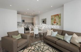 picture of 1 Bedroom(s) flat in  Hebden Place, Nine Elms, SW8
