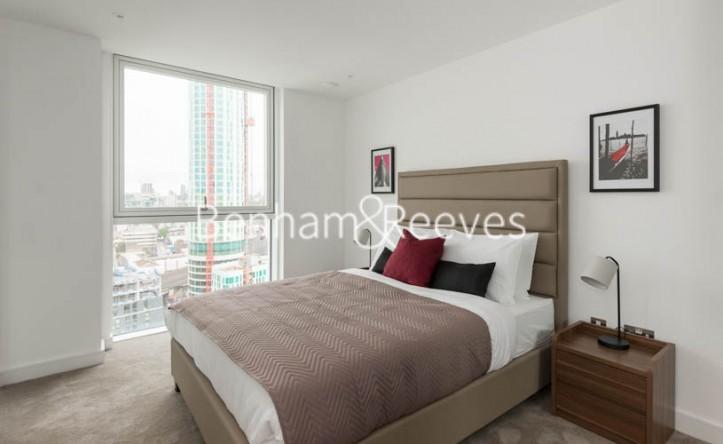 1 Bedroom flat to rent in Hebden Place, Nine Elms, SW8
