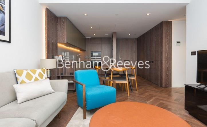 2 Bedroom flat to rent in Circus Road West, Nine Elms, SW11