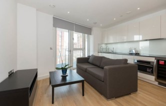 picture of Studio flat in  Nine Elms Point, Nine Elms, SW8