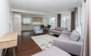 picture of 2 Bedroom(s) flat in  Nine Elms Point, Nine Elms, SW8