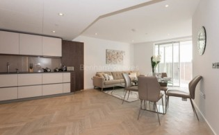 picture of 1 Bedroom(s) flat in  Circus Road West, Battersea Power Station, SW11