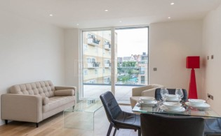 picture of 1 Bedroom(s) flat in  Bristol Walk, Kilburn Park, NW6