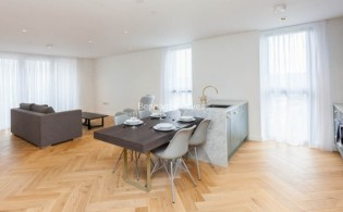 picture of 2 Bedroom(s) flat in  Lessing Building, West Hampstead Square, NW6