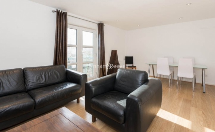 1 Bedroom flat to rent in Lorne Close, St John Wood, NW8
