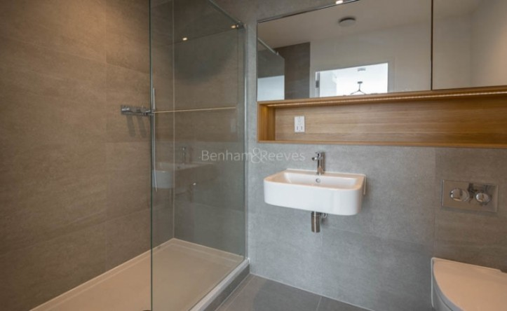 1 Bedroom flat to rent in Hill House, Archway, N19