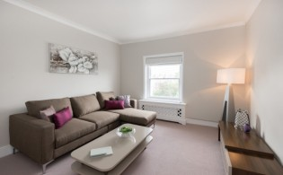 picture of 1 Bedroom(s) flat in  Cadogan Place, Belgravia, SW1X