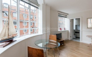 picture of 1 Bedroom(s) flat in  Chelsea Cloisters, Sloane Avenue SW3