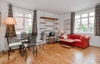 picture of Studio flat in  Nell Gwynn House, Sloane Avenue, SW3