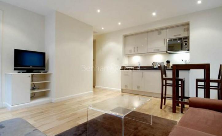 1 Bedroom flat to rent in Nell Gwynn House, Sloane Avenue, Chelsea, SW3
