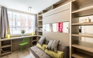 picture of Studio flat in  Chelsea Cloisters, Sloane Avenue SW3