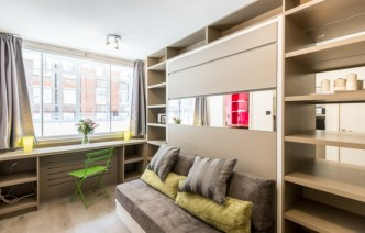 picture of Studio flat in  Chelsea Cloisters, Sloane Avenue SW3
