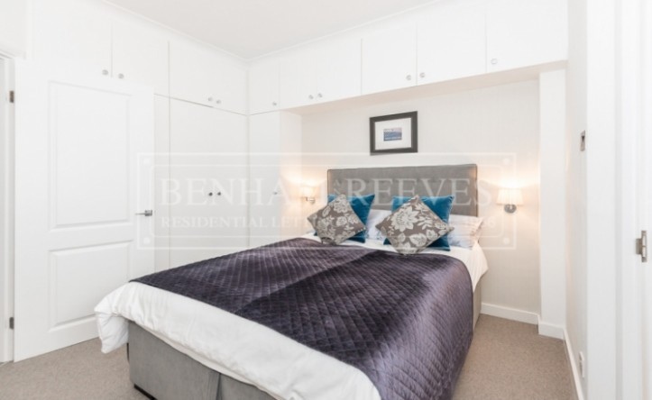 1 Bedroom flat to rent in Sloane Avenue Mansions, Chelsea SW3