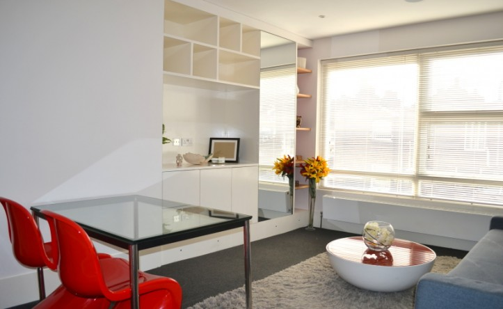 1 Bedroom flat to rent in Beaufort Gardens, Knightsbridge, SW3