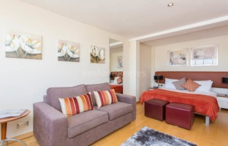 picture of Studio flat in  Roland House, Old Brompton Road, SW7