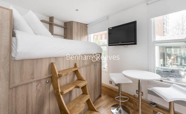 Studio flat to rent in Brompton Road, South Kensington, SW3