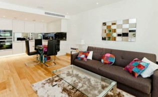 picture of 2 Bedroom(s) flat in  The Courthouse, Westminster, SW1P
