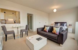picture of Studio flat in  Luke House, Abbey Orchard Street, Westminster SW1P