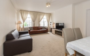 picture of 2 Bedroom(s) flat in  St. Georges Court, Brompton Road, SW3
