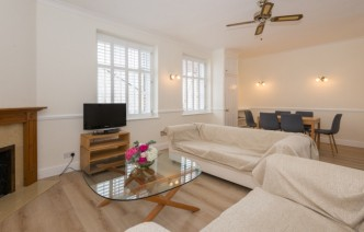picture of 2 Bedroom(s) flat in  Thurloe Court, Chelsea, SW3