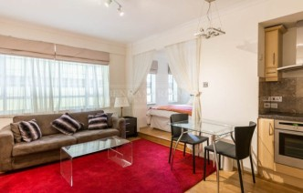 picture of Studio flat in  Nell Gwynn House, Sloane Avenue, Chelsea, SW3