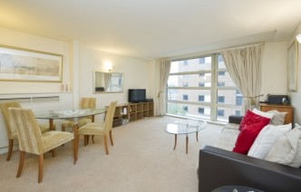 picture of 1 Bedroom(s) flat in  Consort Rise, Buckingham Palace Road, Victoria, SW1