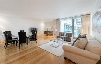 picture of 3 Bedroom(s) flat in  The Knightsbridge Apartments, Knightsbridge, SW7