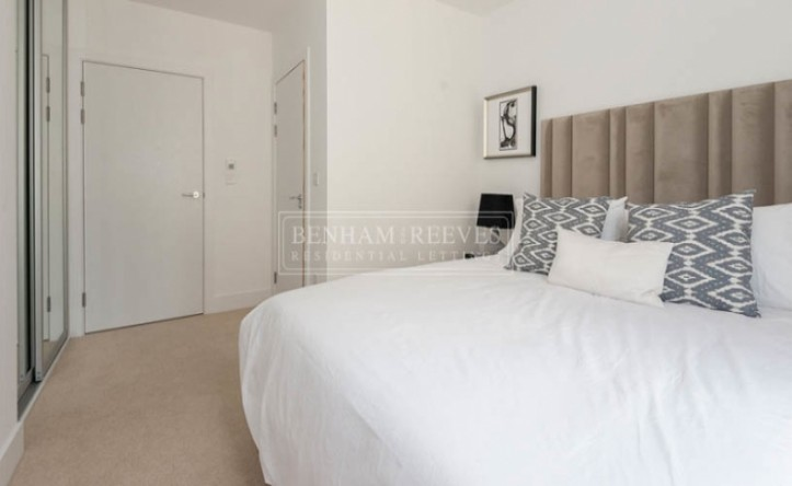 2 Bedroom flat to rent in Camden Town, Rochester Place, NW1