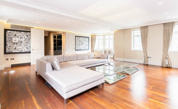 5 Bedroom house to rent in Stanhope Terrace, Lancaster Gate, Hyde Park, W2