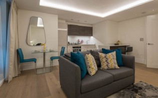 picture of Studio flat in  Kensington Gardens Square, Bayswater, W2