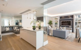 picture of 2 Bedroom(s) flat in  Compass House, Kensington Gardens Square, Bayswater, Hyde Park, W2