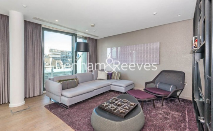 2 Bedroom house to rent in W Residences, Wardour Street, Soho, Fitzrovia,W1D
