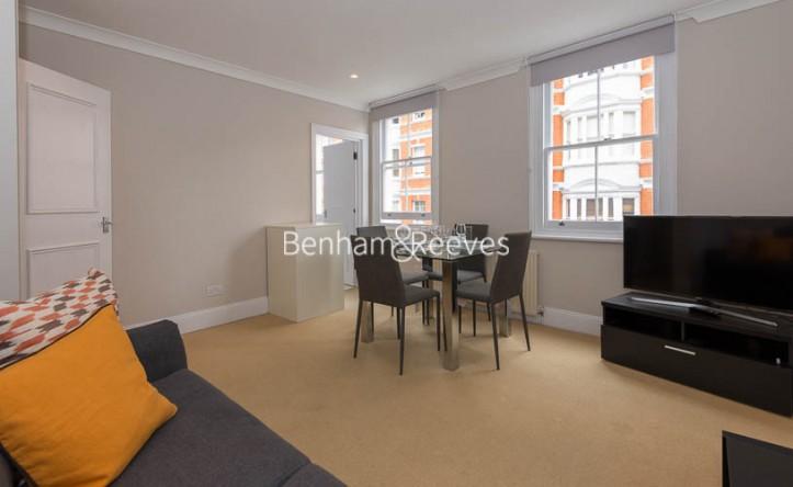1 Bedroom flat to rent in Thackeray Street, Kensington, W8