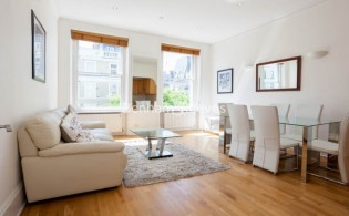 picture of 2 Bedroom(s) flat in  Southwell Gardens, Gloucester Road, SW7