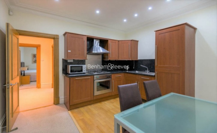 1 Bedroom flat to rent in Ashburn Gdns, Kensington, SW7