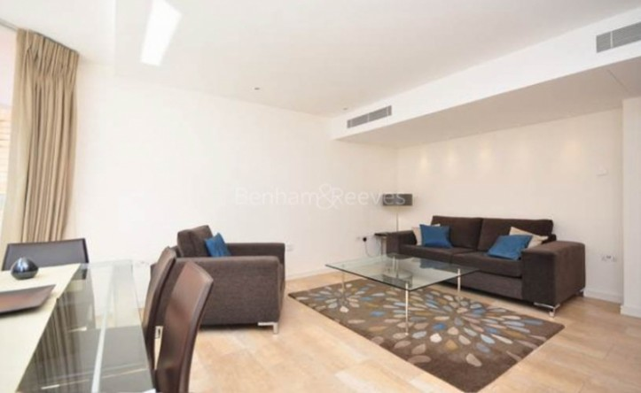 1 Bedroom flat to rent in Young Street, Holland Park, W8