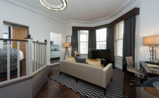 picture of Studio flat in  Stanhope Gardens, Kensington, SW7