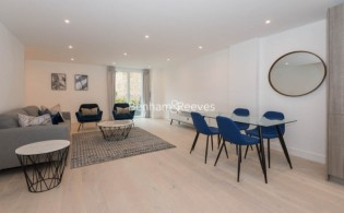 picture of 2 Bedroom(s) flat in  The Atelier, Sinclair Rd, Hammersmith, W14