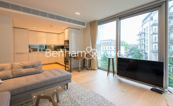 1 Bedroom flat to rent in Lillie Square, Earls Court, SW6