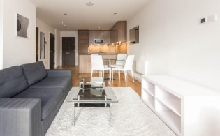 picture of Studio flat in  Commander Avenue, Beaufort Park, NW9