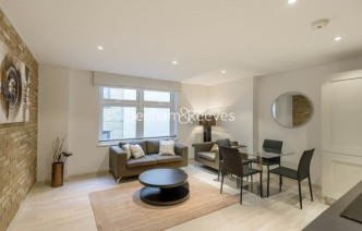picture of 1 Bedroom(s) flat in  Cock Lane, Snow Hill, EC1A