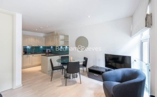 picture of 1 Bedroom(s) flat in  Snow Hill, Chancery Lane, EC1
