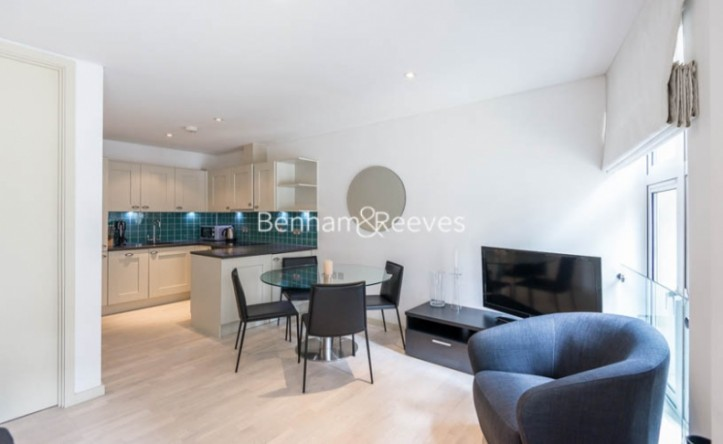 1 Bedroom flat to rent in Snow Hill, Chancery Lane, EC1