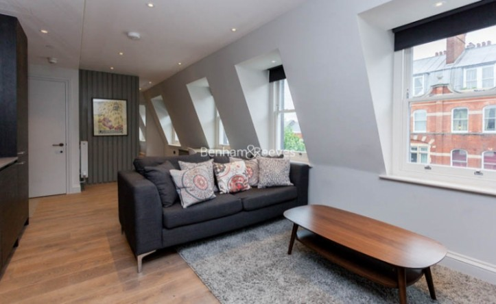 1 Bedroom flat to rent in Grays Inn Road, Bloomsbury, WC1X